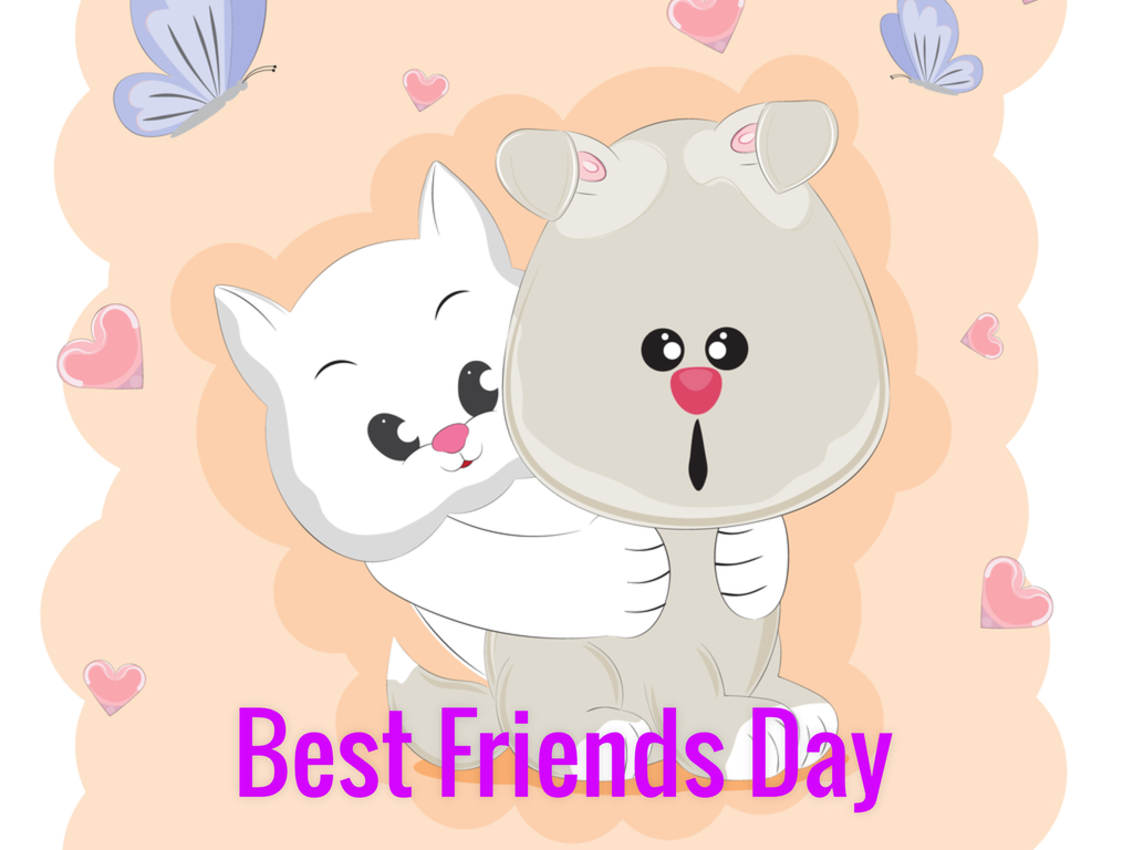 Best Friends Day In 2020 2021 When Where Why How Is Celebrated