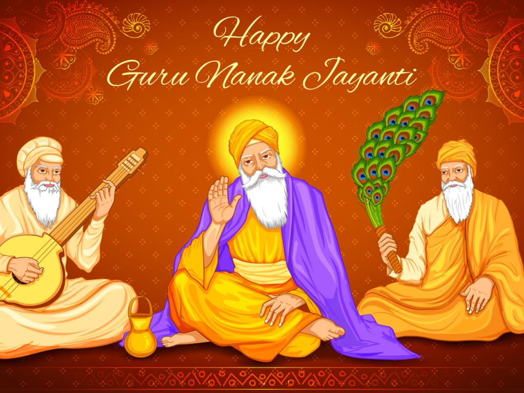 Guru Nanak Jayanti In 2020 2021 When Where Why How Is Celebrated