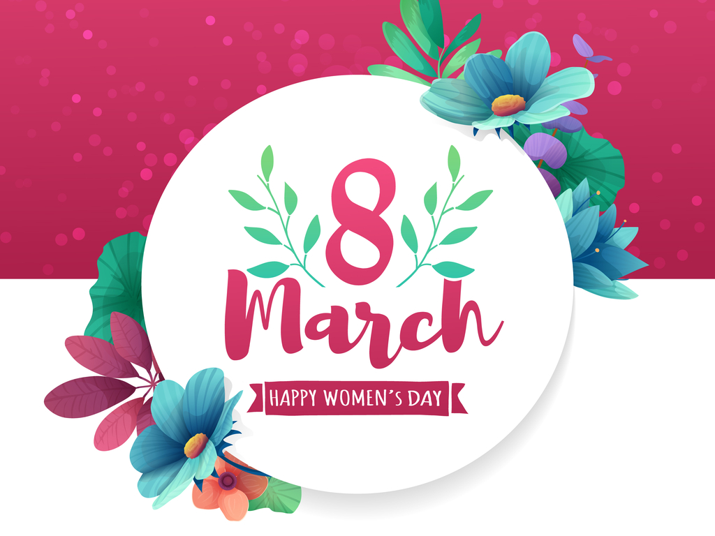 International women s day in 2018 2019 when where why for Art decoration international