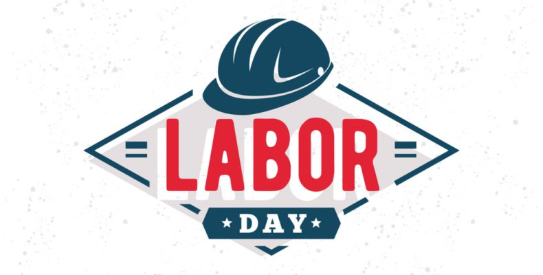 Date of labor day 2019 in Perth
