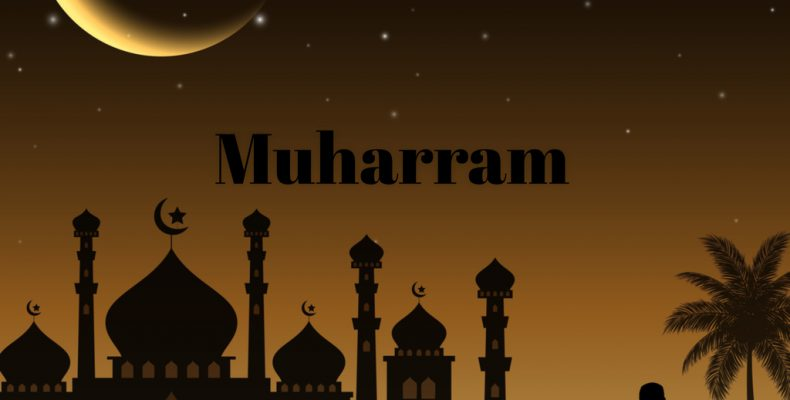 regarded as one of the four islamic sacred months of the year muharram is the first month of the islamic calender thereby making it the islamic new year