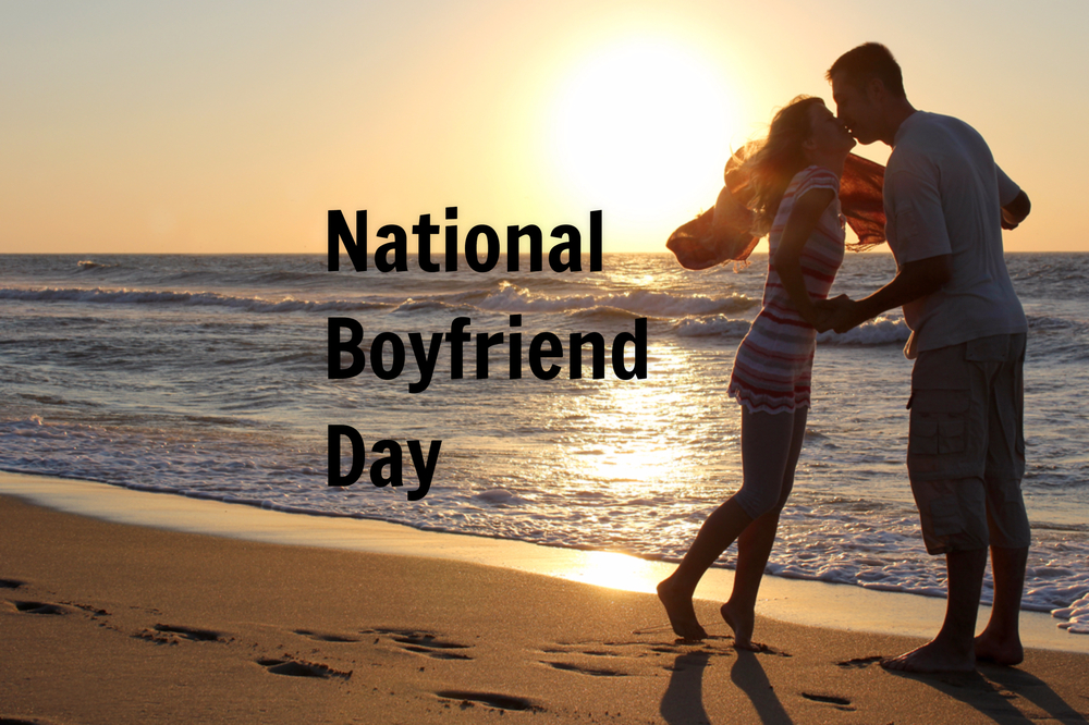 what day is national boyfriend day