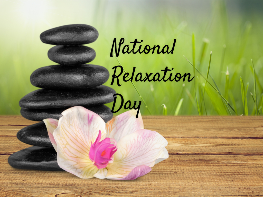 Calendar May 2018 With Holidays : National relaxation day in when where why