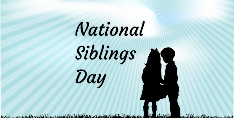national siblings day in 2018 2019 when where why how is