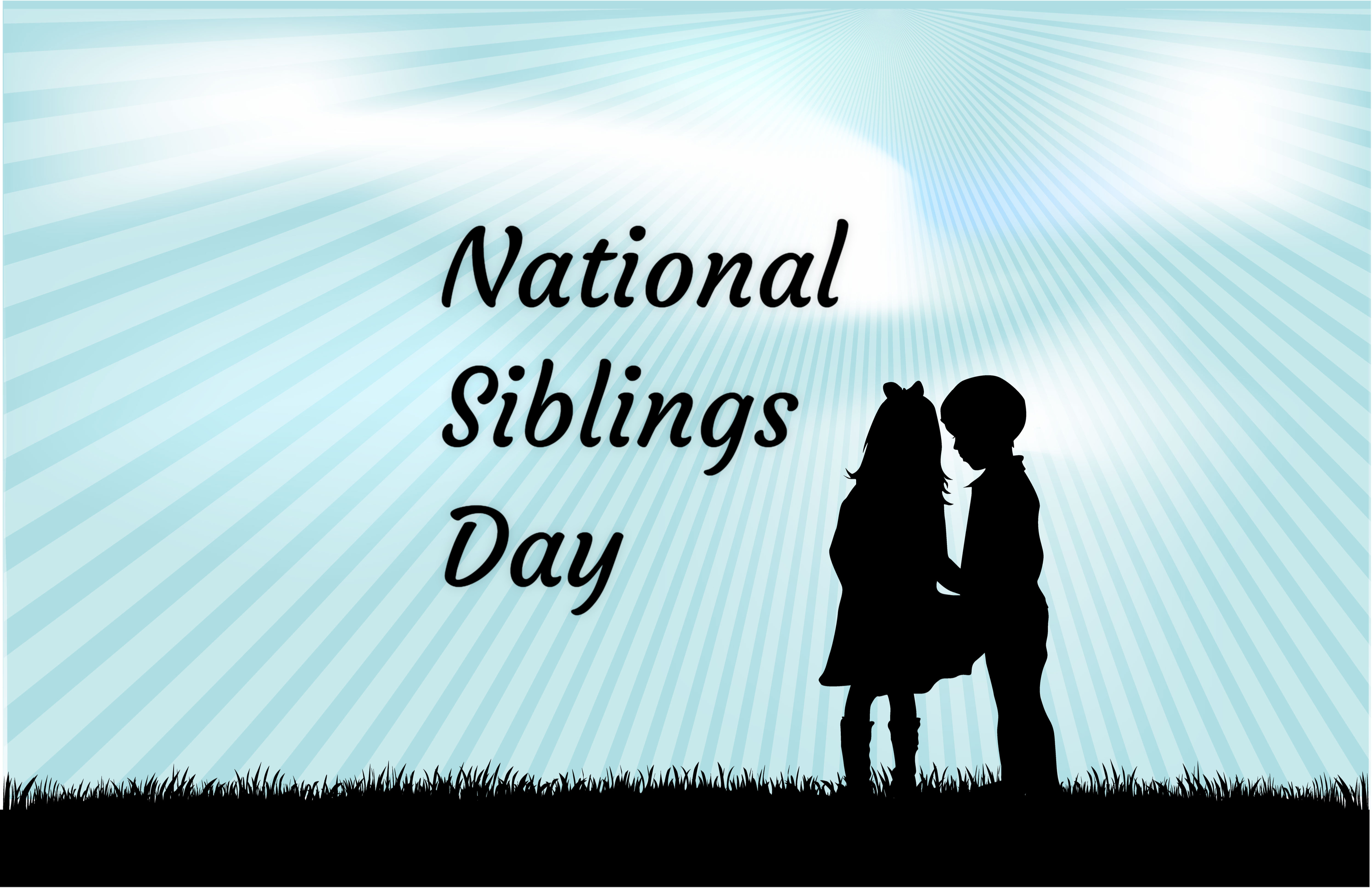 National Siblings Day In 2021 2022 When Where Why How Is Celebrated
