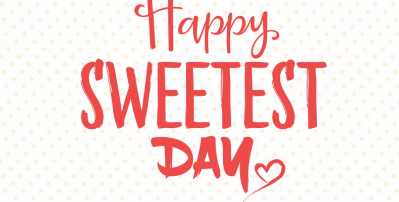 what is sweetest day for