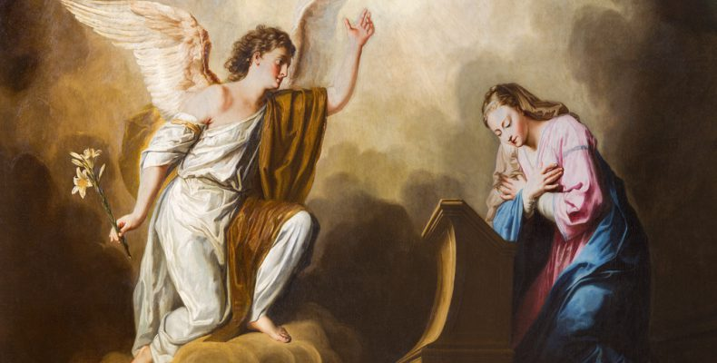 annunciation in 2018 2019 when where why how is celebrated