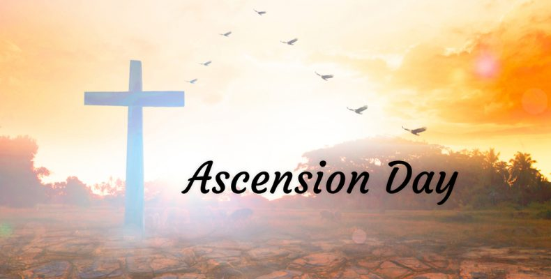 Image result for ascension day 2018
