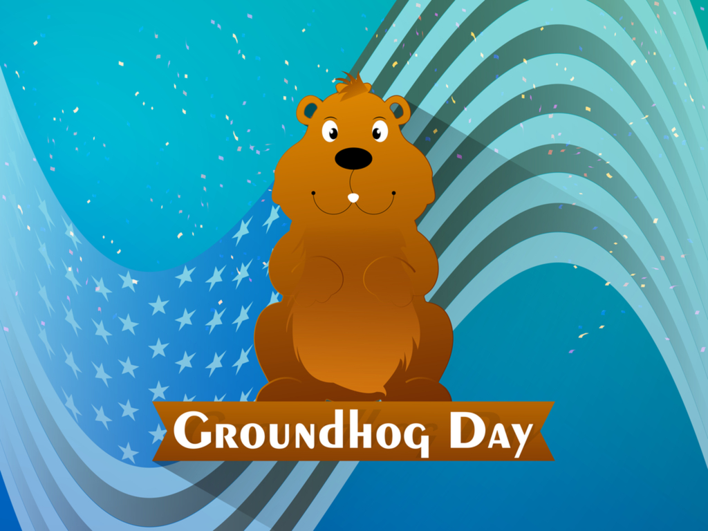 groundhog day and religion Groundhog day is feb 2 everyone knows that but the public doesn't know that  groundhogs across the country are festering this week in their.