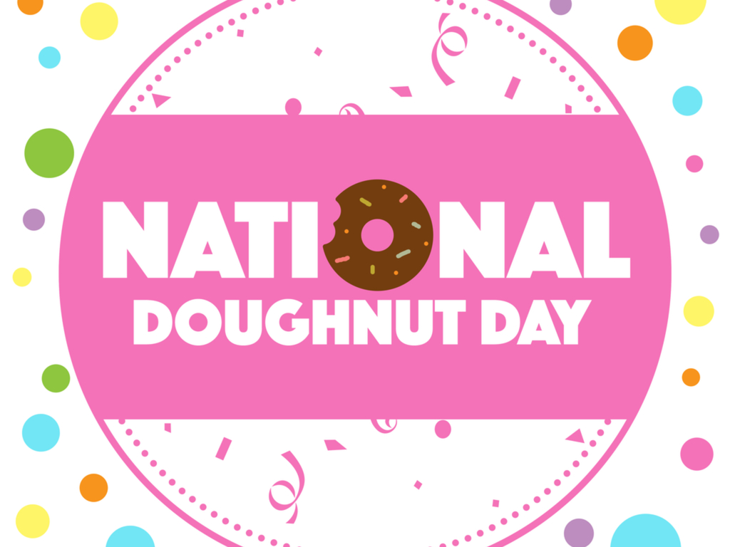 National Day Calendar 2022.National Doughnut Day In 2021 2022 When Where Why How Is Celebrated