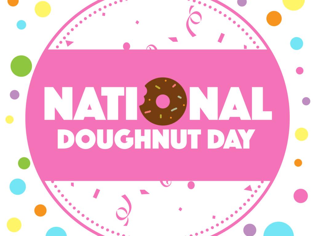 national donut day - photo #2