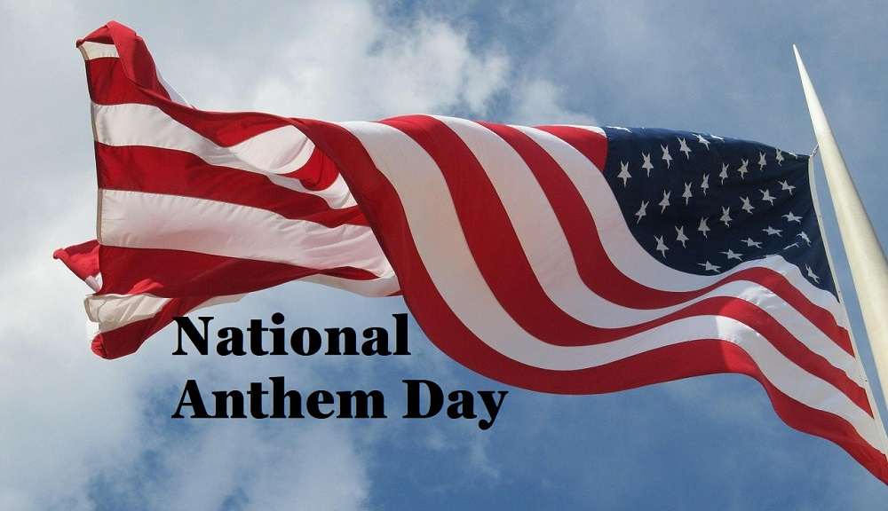 National Anthem Day in 2021/2022 - When, Where, Why, How ...